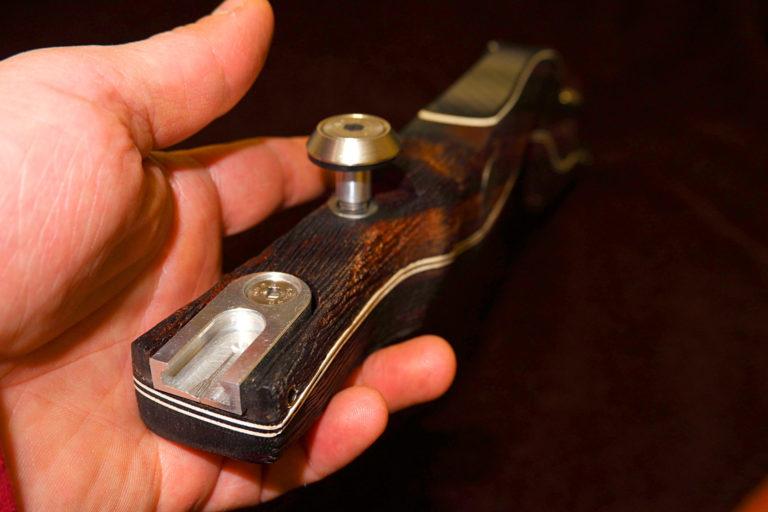Bogen Griffstück Superior Class Rustic 19″