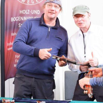 Wilfried Gehrke Sieger des Deutschlandpokal NSSV 2016 und 2017 und Deutscher Meister 3D DBSV 2018.
